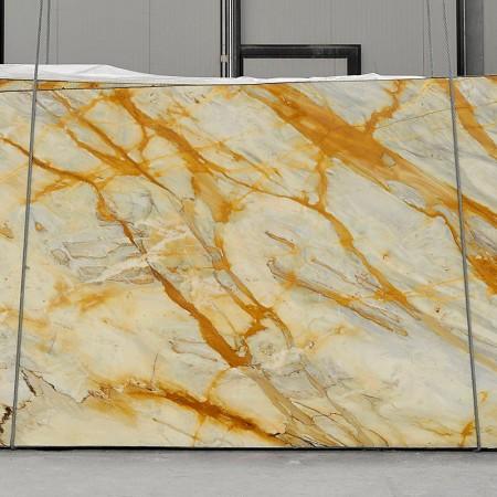 Giallo Siena Light Lastra di marmo